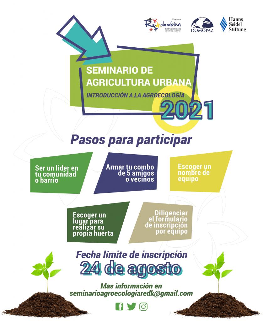 Seminario de Agricultura Urbana Introducción a la Agroecología